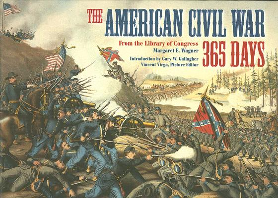 The American Civil War By Wagner, Margaret E./ Gallagher, Gary W. (INT)/ Virga, Vincent (EDT)